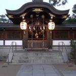 京都のパワースポット晴明神社
