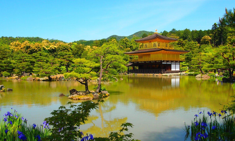 京都観光スポット3日間ビデオガイド