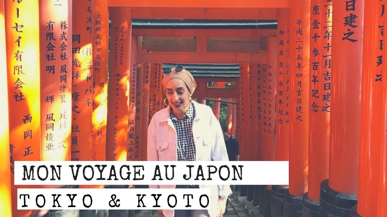 JAPAN TRAVEL GUIDE  – WHERE TRADITION MEETS THE FUTURE (TOKYO & KYOTO)