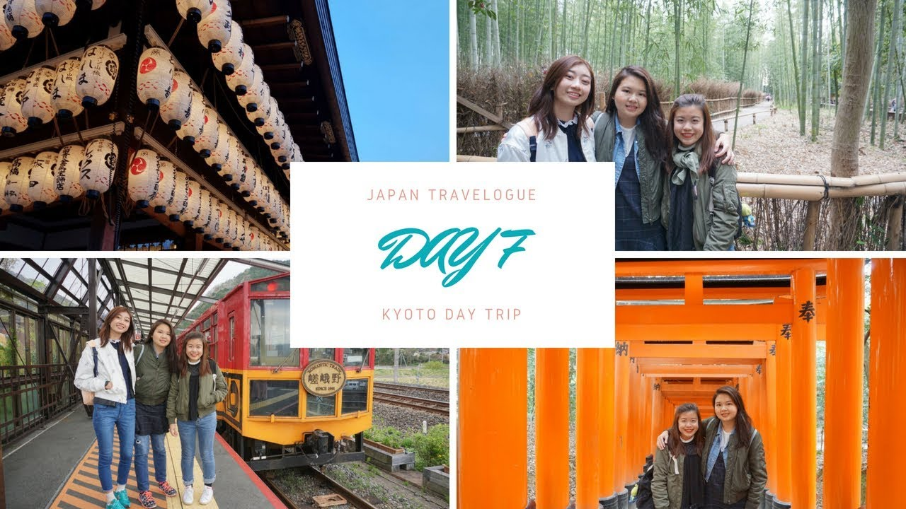 Japan Travelogue day 7  (Kyoto Day Trip)