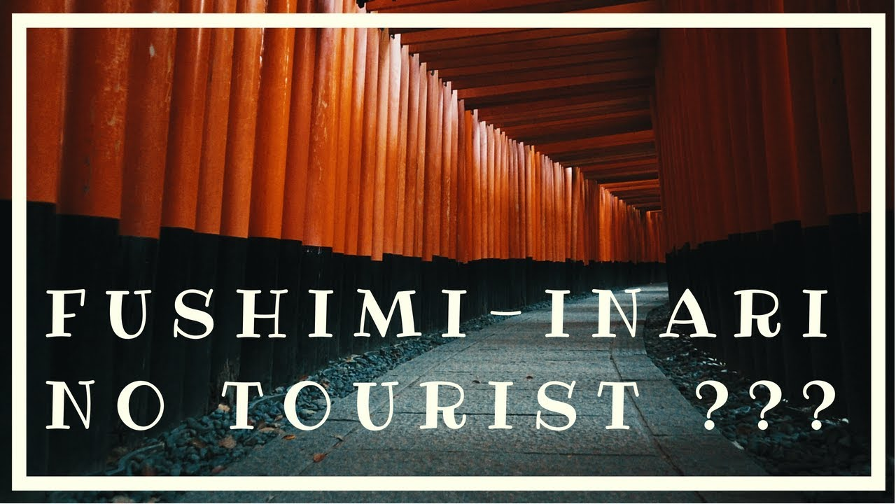 Kyoto | Fushimi Inari Guide For Instagram Photo | Travel Vlog Japan