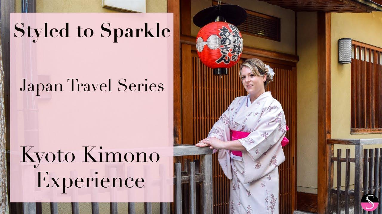 Kyoto Kimono Experience
