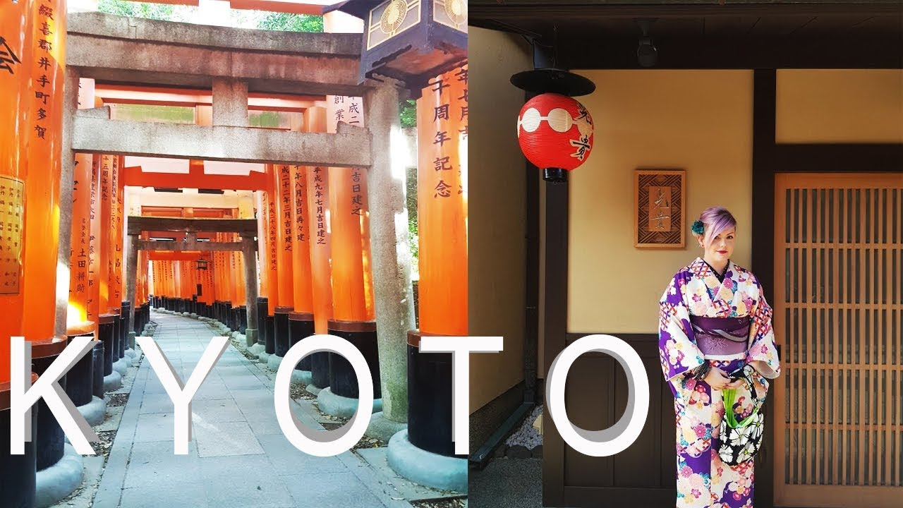 Kyoto Solo Travel Golden Week