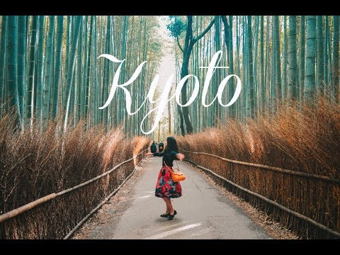 Kyoto + The Fire Ramen Experience Travel Vlog
