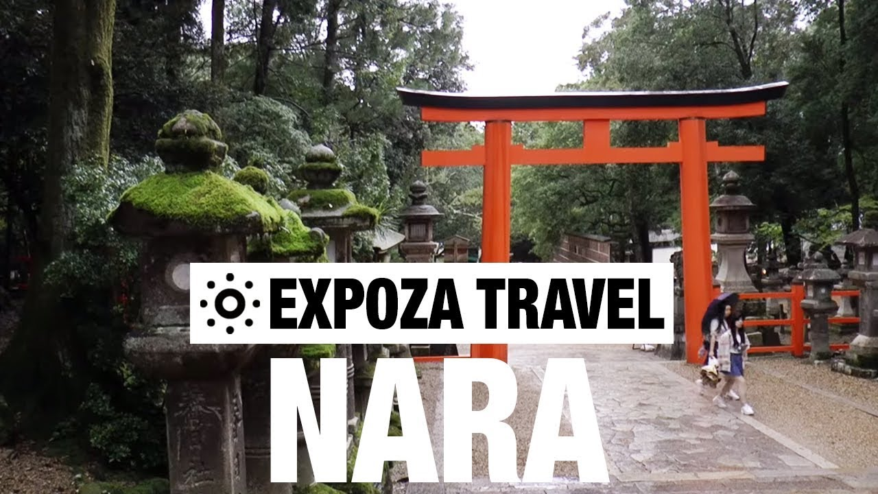 Nara (Japan) Vacation Travel Video Guide