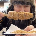 Nishiki Market,Kyoto 錦市場は京都の食べ歩きスポット:Gourmet Report グルメレポート