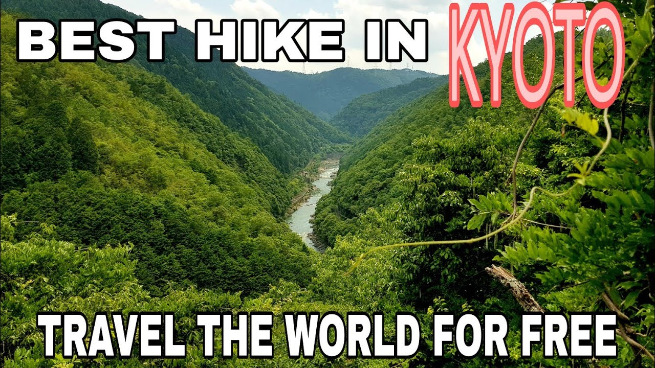 Best hike in KYOTO | Travel the world for FREE