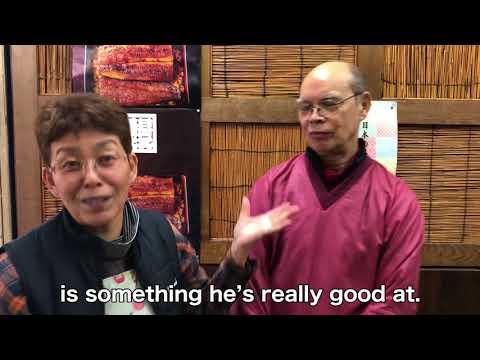 Interview with Unagi Eel Restaurant Chef of Kyoto, Hiroshi Shiomi