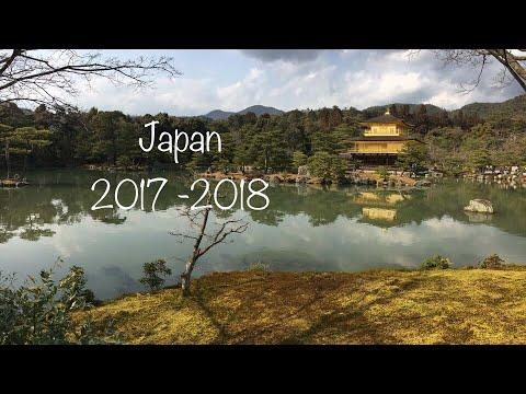 Japan 2017 – 2018 travel: Tokyo, Kyoto, Magome, Tsumago, Osaka, Hiroshima, Miyajima, Okinawa
