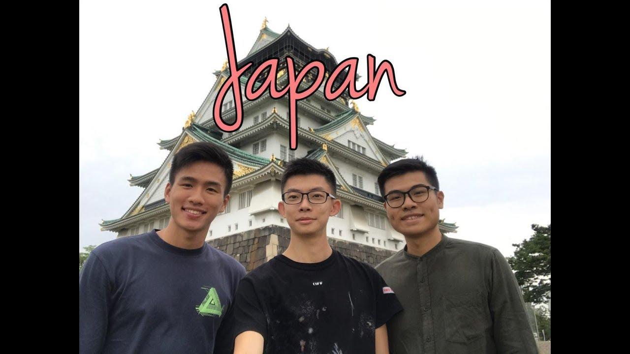 Japan Travel Video | Tokyo x Kyoto x Osaka | May 2018