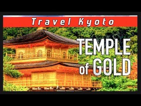Kinkakuji Kyoto's Golden Temple in Japan