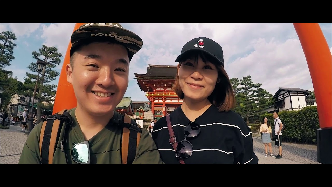 Kyoto, Japan | @Kyle @Stacy Travel Video
