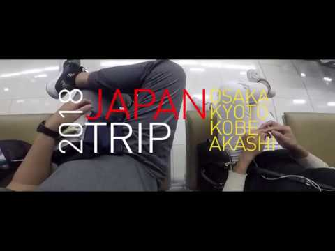SEIEYE : JAPAN TRIP 2018 – Osaka x Kyoto x Kobe x Akashi