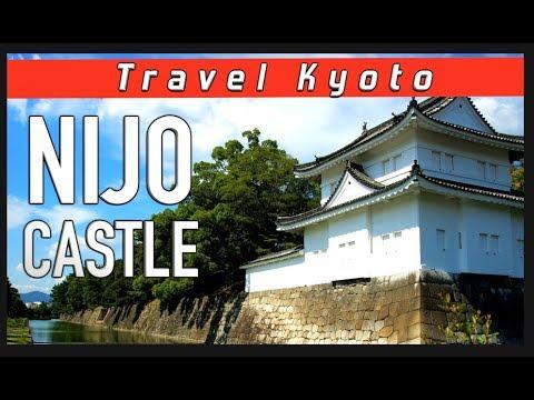 Squeaky Floor Castle Japan  – Nijo Castle in Kyoto