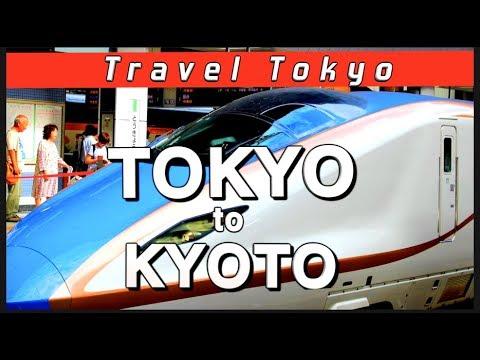 Tokaido Shinkansen Tokyo to Osaka and Kyoto – The Bullet Train!