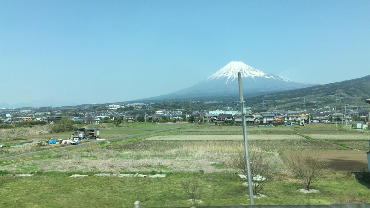 Tokyo to Kyoto Shinkansen Journey