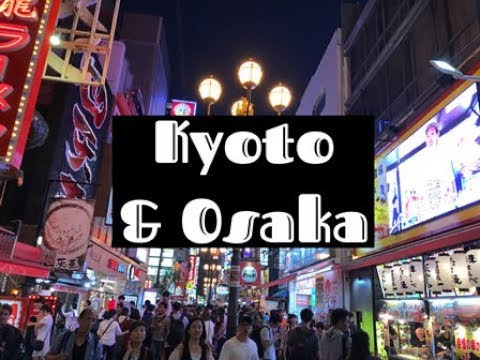 Travel | 🇯🇵 Kyoto & Osaka 🎌
