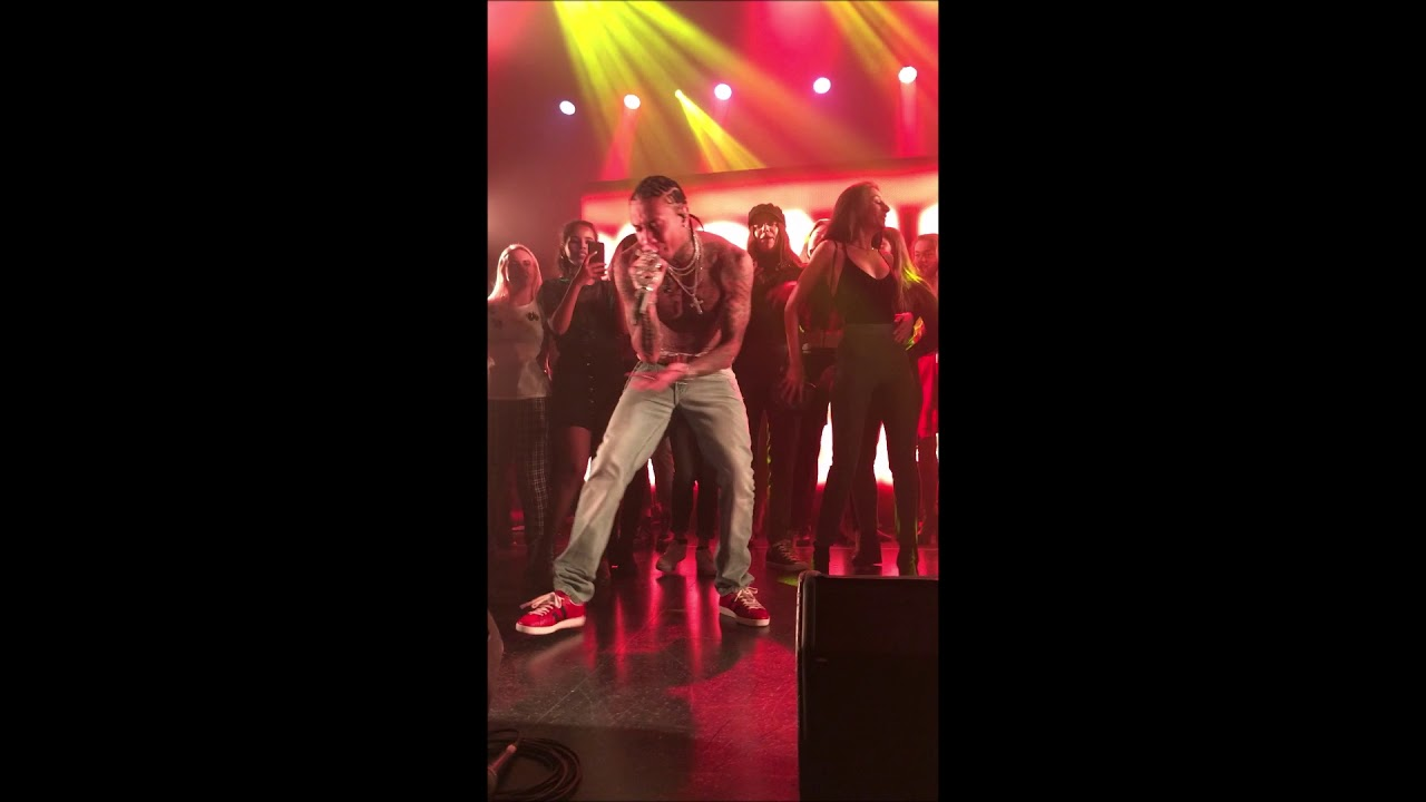 Tyga – Bitches n marijuana live – Kyoto tour Copenhagen 2018