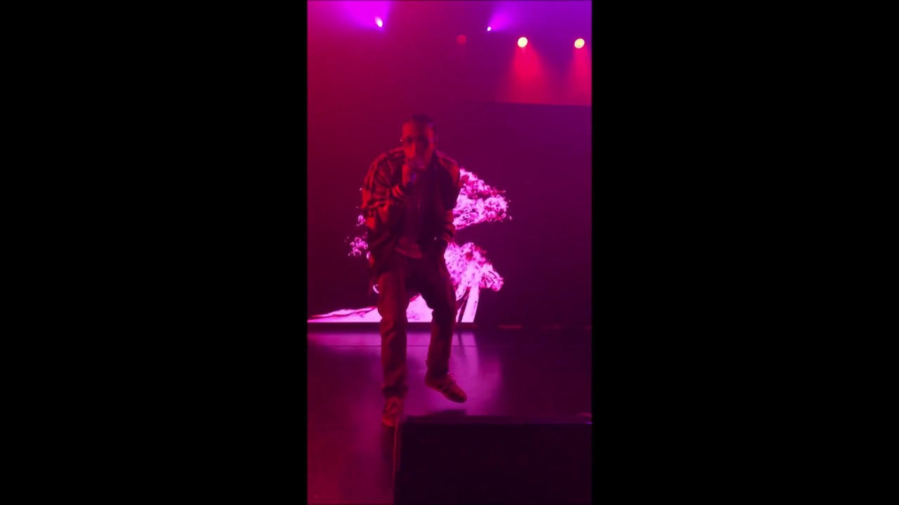 Tyga – Sip a lil live – Kyoto tour Copenhagen 2018