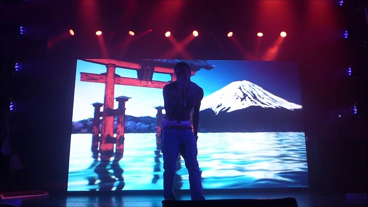 Tyga – Temperature live – Kyoto tour Copenhagen 2018