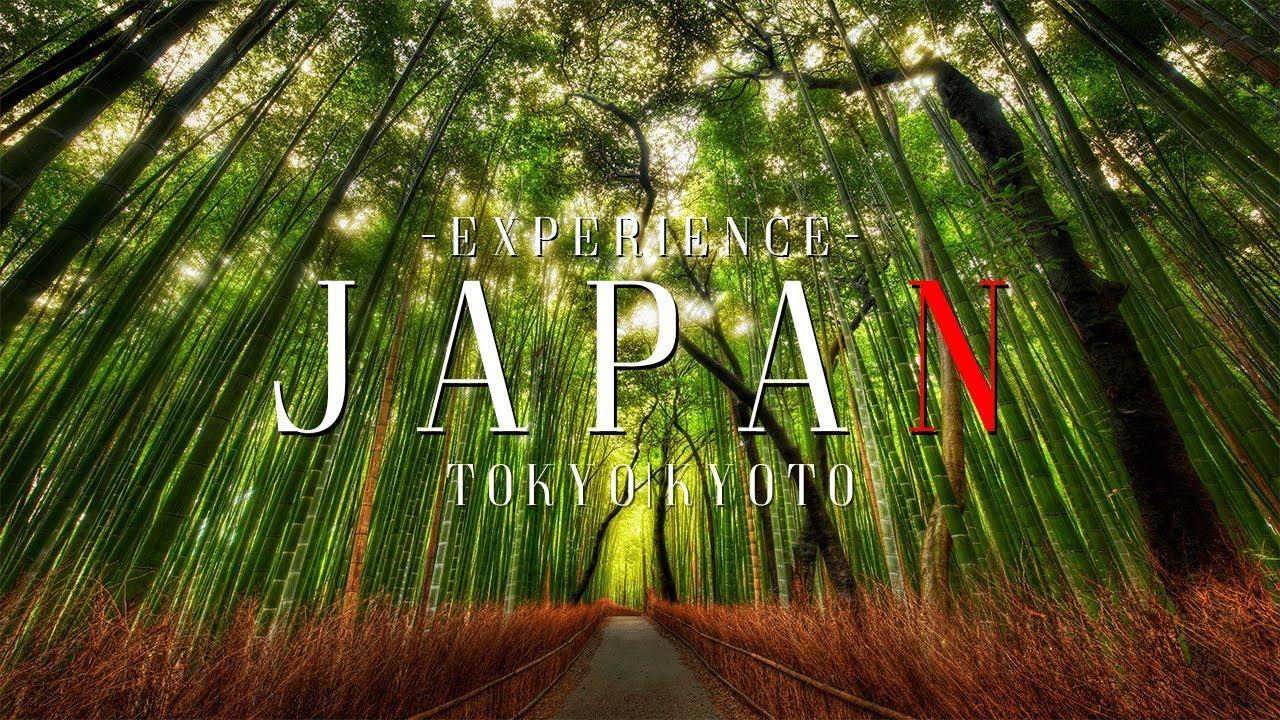 EXPERIENCE JAPAN – Tokyo/Kyoto Travel Film Sony A7III