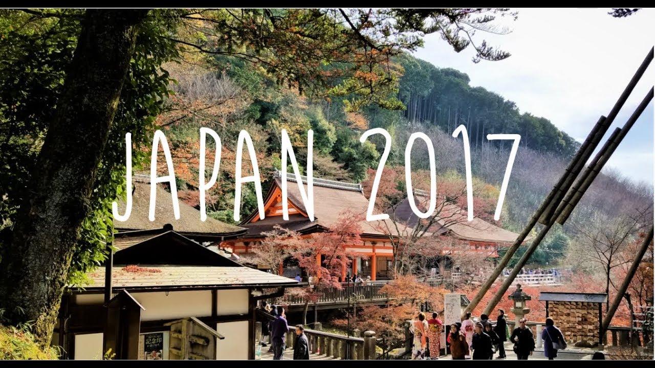 Japan 2017 / Tokyo, Osaka, Kyoto / Travel Video on Samsung Galaxy S8