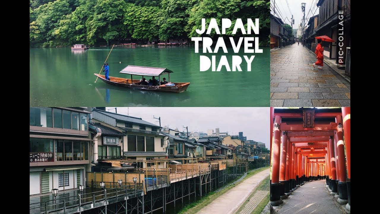 Japan Travel Diary | 96 hours in Tokyo & Kyoto