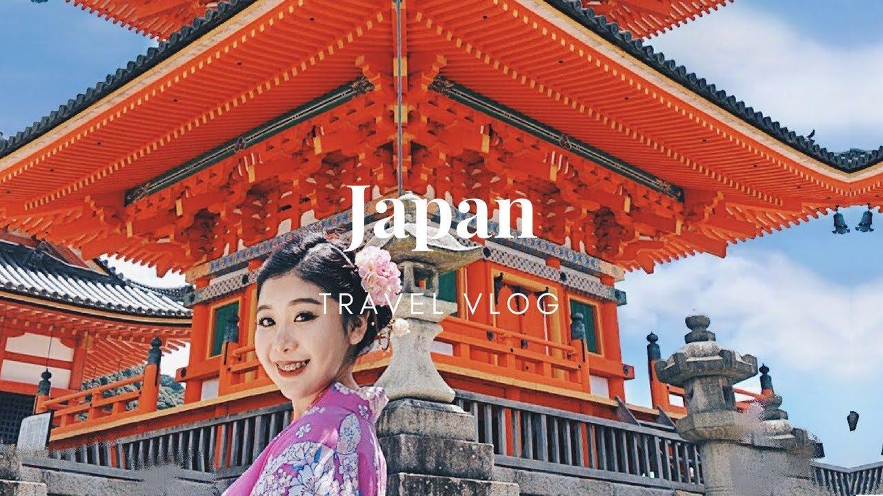 JAPAN TRAVEL VLOG : TOKYO, KYOTO, NARA, OSAKA | SHINI LOLA
