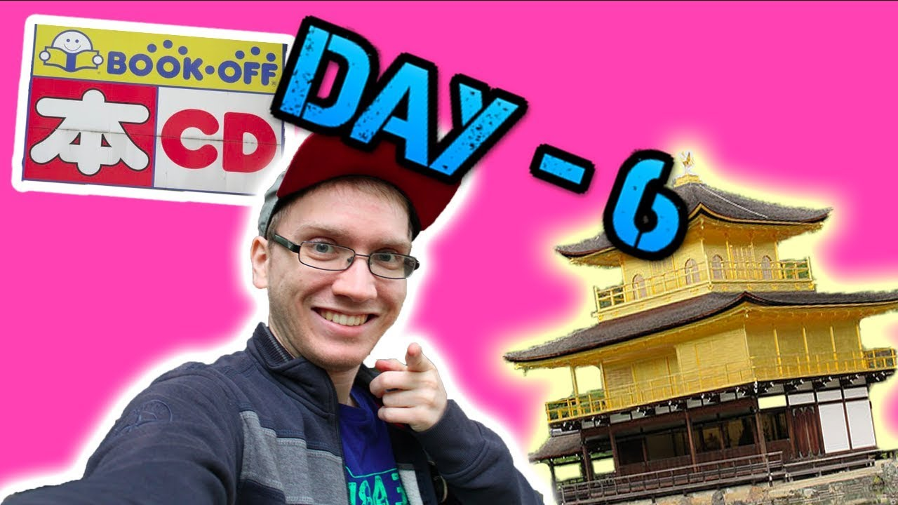 Japan Trip Vlogs – Day 6 – Kyoto sights and sounds