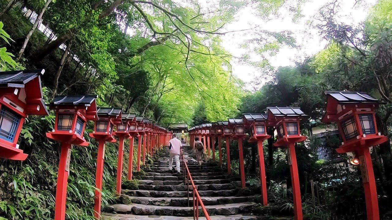 Japan Walking #20 Kurama to Kibune Kyoto