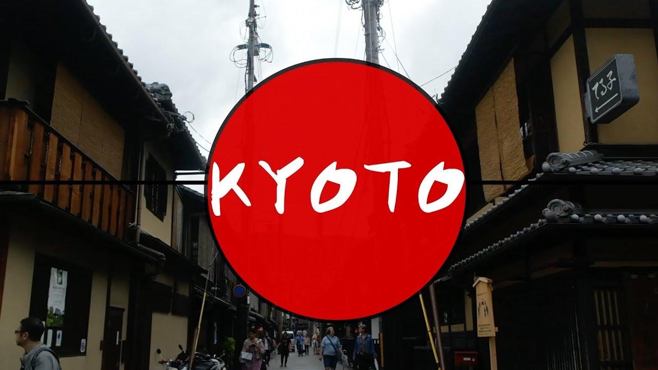 [KANSAI REGION 2018] Rain Can't Stop Me – Kyoto ⛩ | VLOG #33