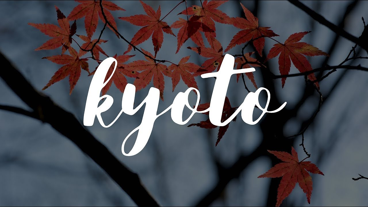 Kyoto Japan Travel Vlog 2018 // Cinematic Film // Canon G7x Mark II