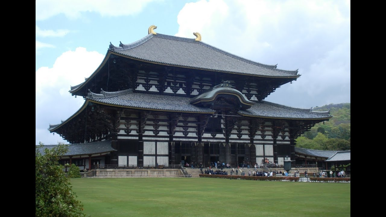 Kyoto Travel: Todaiji Temple (東大寺)