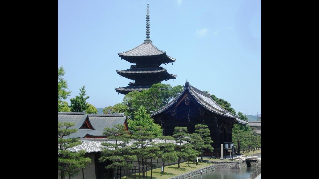 Kyoto Travel: Toji Temple 東寺