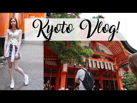 Kyoto trip with Uni Bff and DISNEYSEA!