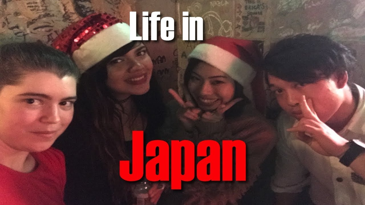 Life in Japan: Christmas / New Years / things to do when traveling in Japan (Random Vlog XX)