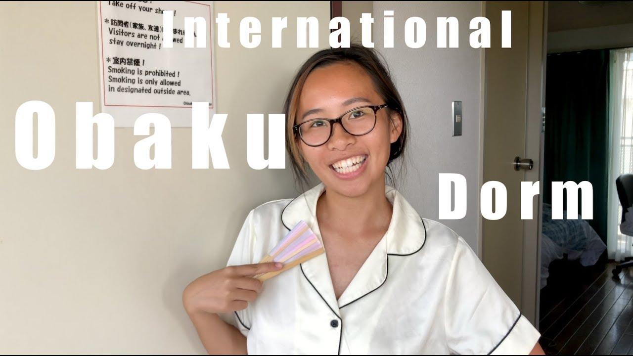 Obaku International Dorm Room Tour | Kyoto University International Dorm Tours