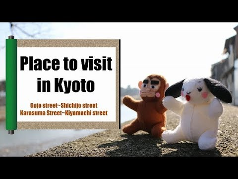 Place to visit in Kyoto-Hidden Kyoto walking tour-