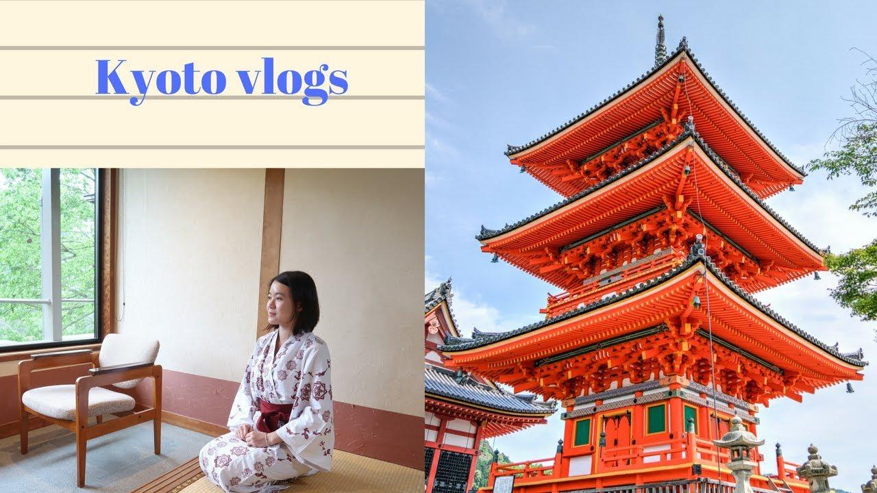 (Travel volgs)Đi đâu khi đến Kyoto/ Trang Vlogs
