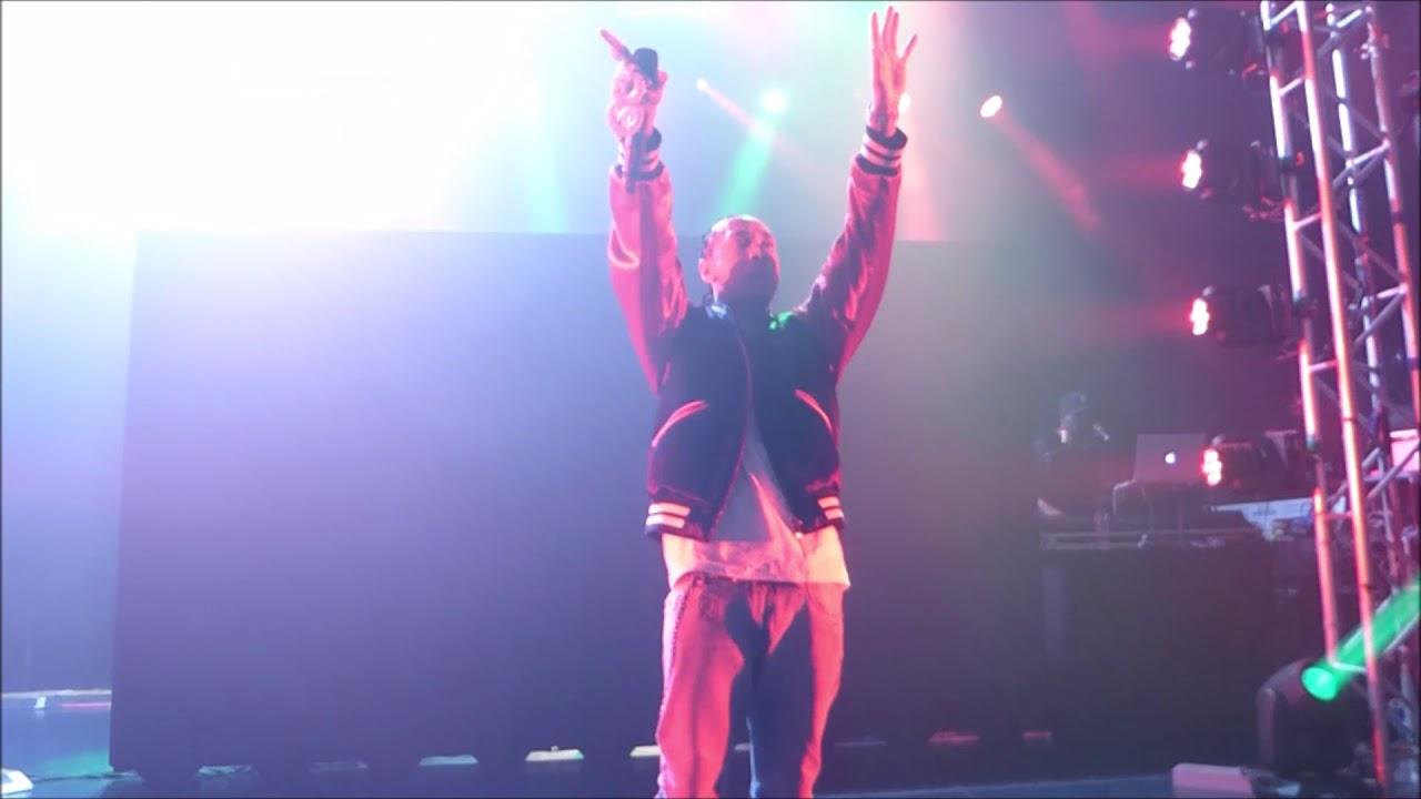 Tyga – Faded / Rack city / Hookah live – Kyoto tour Copenhagen 2018
