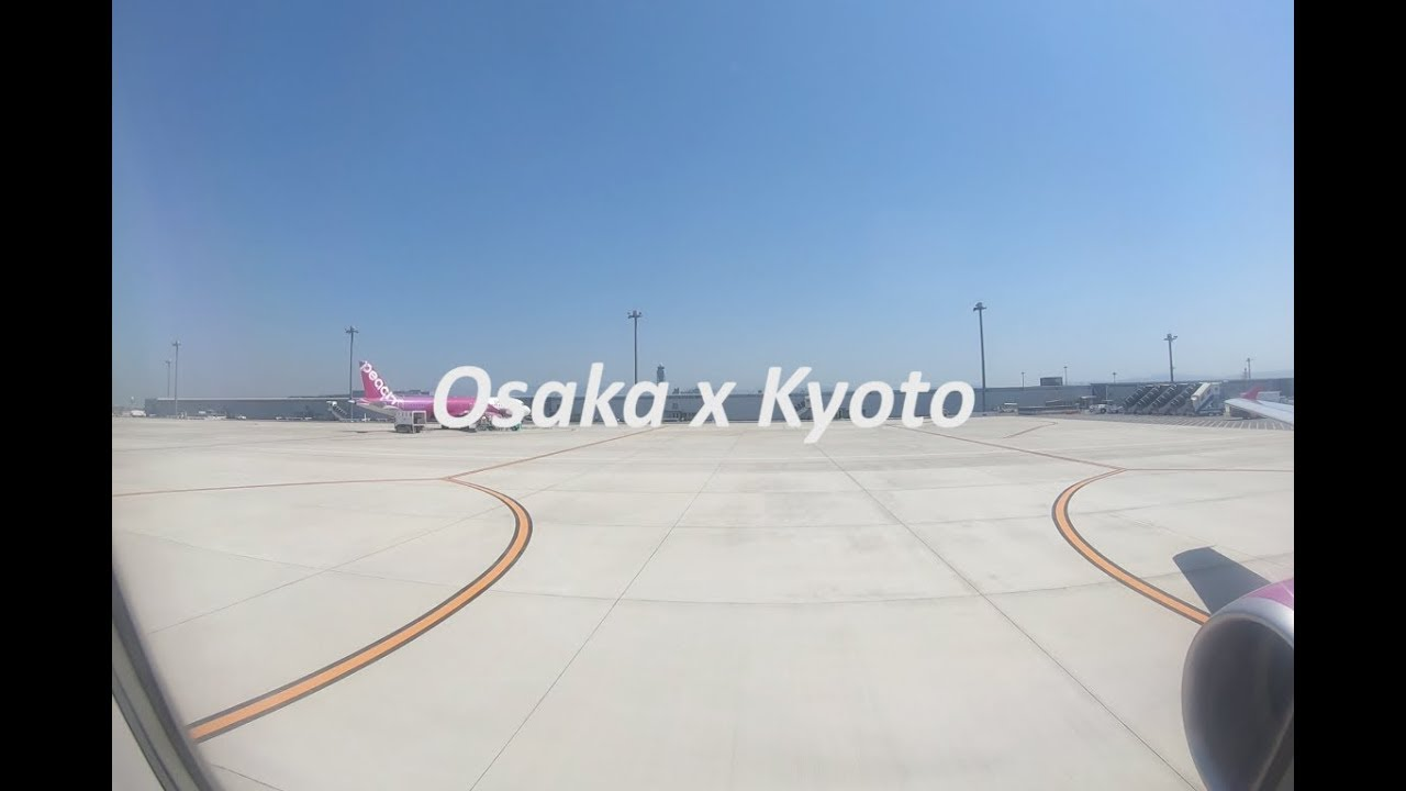 2018 Japan Osaka Kyoto Family Travel x 日本大阪京都