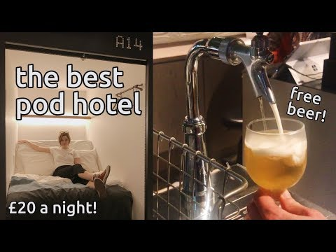 best pod hotel in kyoto – and cheap! | the millennials review | japan vlog 6