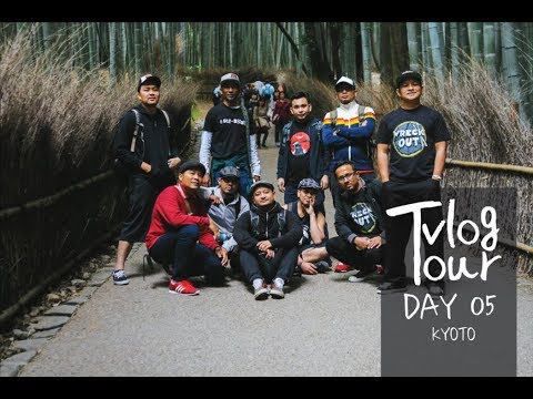 [DAY 05] KYOTO – JAPAN TOUR 2016