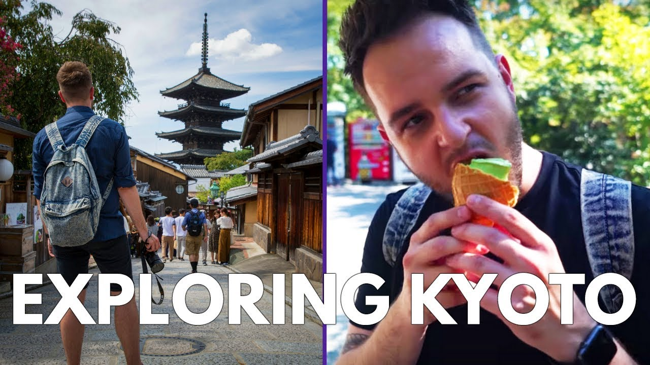 🇯🇵EXPLORING KYOTO! 🇯🇵 | Japan Vlog #2