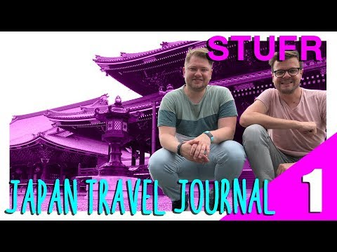 Japan travel journal – part one [ Kyoto ]