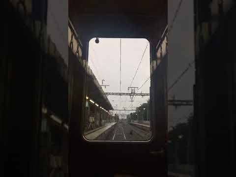 Kyoto Japan Train Time Lapse.2017
