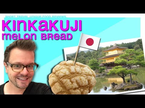 Kyoto – Kinkakuji temple and melon bread [ Japan travel guide ]