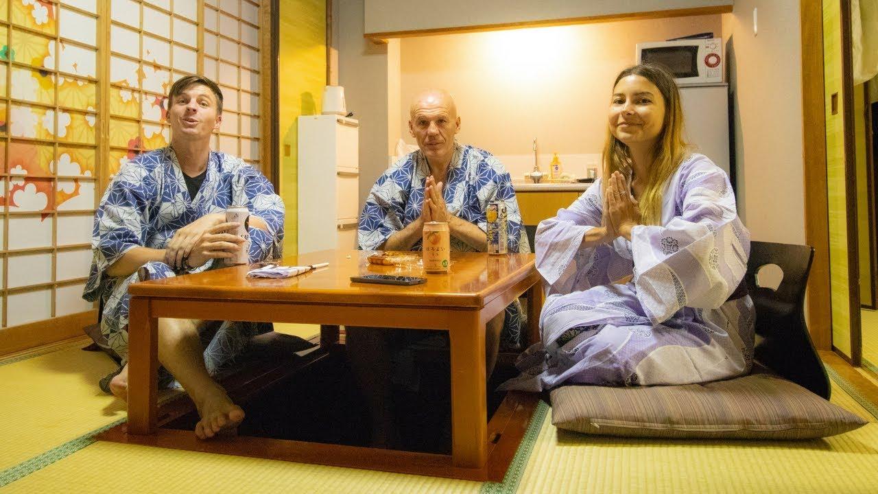 KYOTO TO HAKONE – Where is Mount Fuji!?