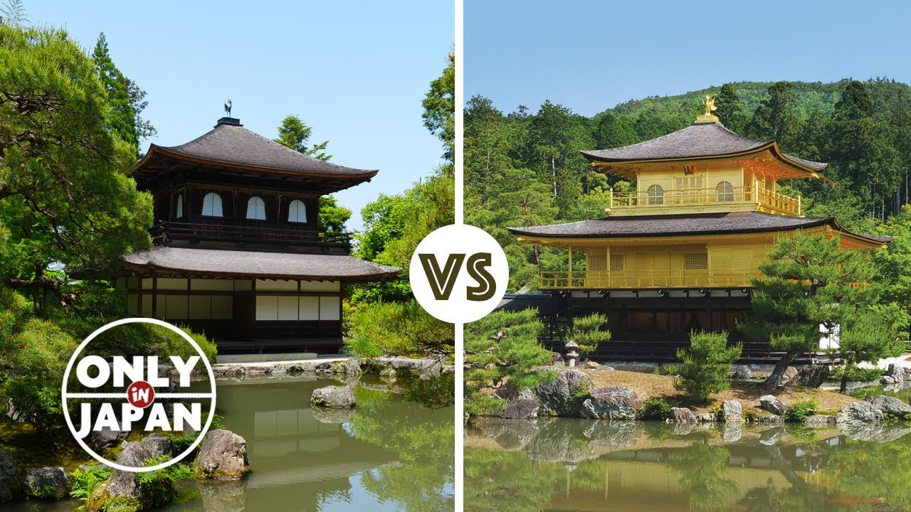 Kyoto's Kinkakuji vs Ginkakuji | Which Attraction Wins? ★ ONLY in JAPAN