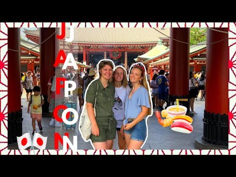 Travel Diary : Japan ∣∣ Tokyo, Kyoto and around…